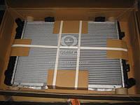 Радиатор охлаждения двигателя Mercedes W124 20D/25TD MT 84-89 (Van Wezel) МЕРСЕДЕС,КОМБИ,седан, 30002067