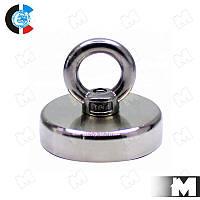 Поисковый неодимовый магнит PME- D60 (140кг)