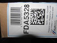 Конденсор кондиционера FIESTA5/FUSION/MAZDA2 02- (Ava) ФОРД,ФИЕСТA  5, FDA5328