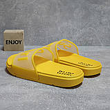 Шлепанцы женские 17467, Super Girl, желтые, [ 36 41 ] р. 36-22,7см., фото 4