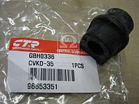 Втулка стабилизатора ШЕВРОЛЕТ AVEO передняя ось (производство  CTR)  CVKD-35