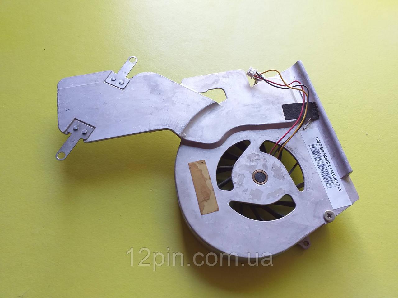 Кулер Toshiba Satellite A200 A215 A205 б.у. оригинал