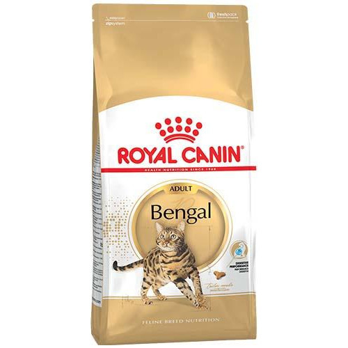 Сухой корм Royal Canin Bengal Adult для бенгальской кошки, 400 г