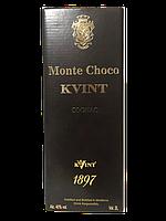 Коньяк Квинт Монте Чоко (Kvint Monte Choco), фото 1