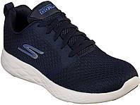 Кроссовки мужские Skechers синие 55098-NVW