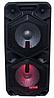 Колонка аккумуляторная с микрофоном Rainberg RB-1010B 200W X-BASS (Bluetooth/USB/FM), фото 9
