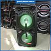 Колонка аккумуляторная с микрофоном Rainberg RB-1010B 200W X-BASS (Bluetooth/USB/FM), фото 3