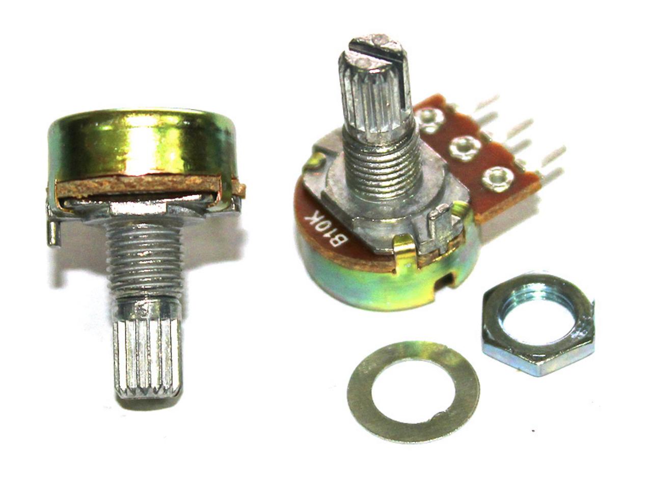 WH148, 20 КОм, Резистор переменный