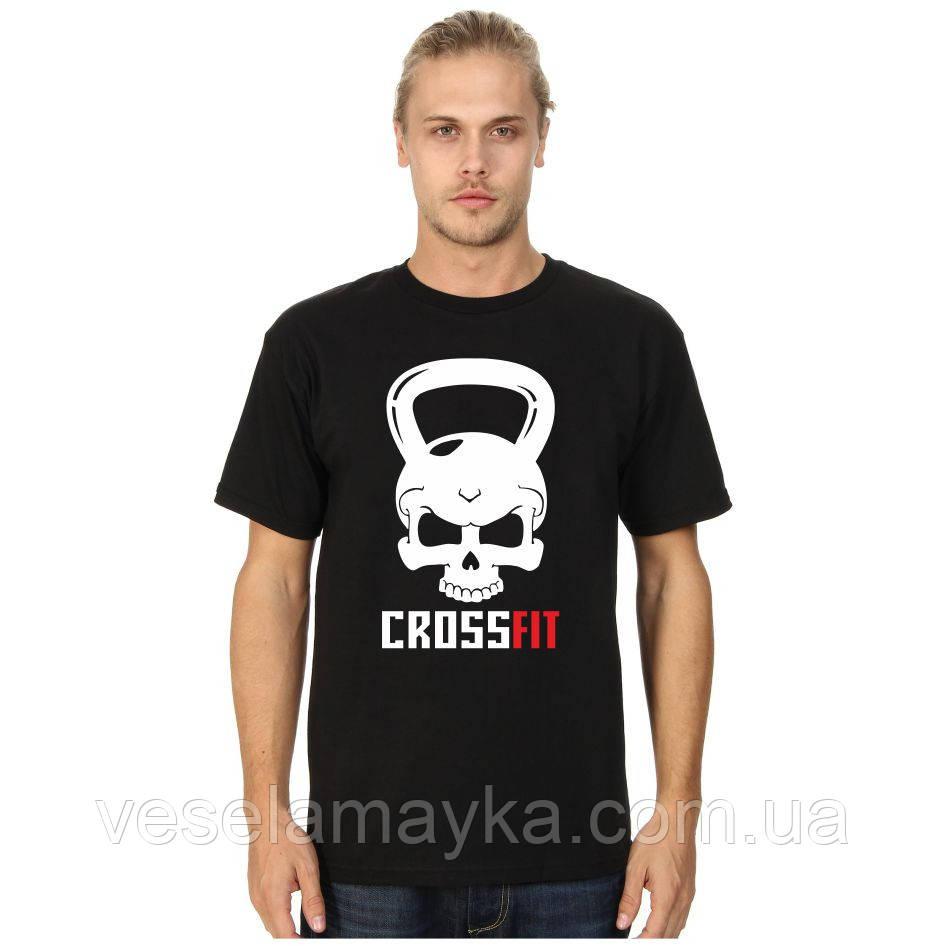 Футболка CrosssFit 3 (Кроссфит)