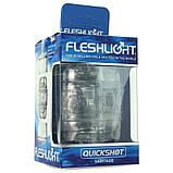 Мастурбатор Fleshlight Quickshot Vantage, компактный, отлично для пар и минета, фото 7