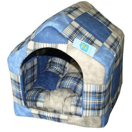 Будка №1 для собак и кошек, 30 х 35 х 35 см, фото 2