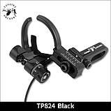 Поличка падаюча для блочного лука TP824 чорна, фото 3