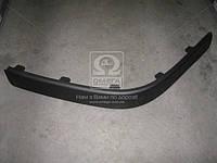 Накладка бампера переднего правая АУДИ 100 91-94 (производство  TEMPEST)  013 0072 922C