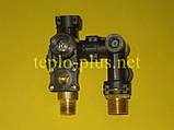 Гідроблок (трьохходовий клапан) D003202242 Demrad Atron H24, H28, Adonis B24, Nitromix P24, P28, P35, фото 2