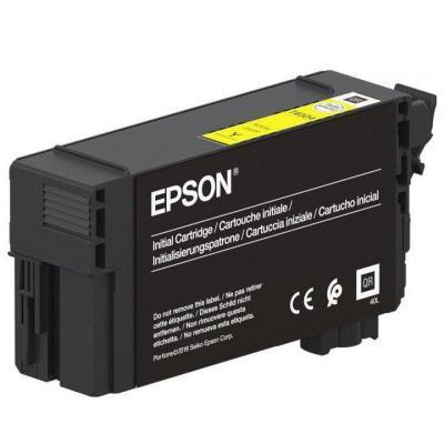 Картридж EPSON SC-T3100/T5100 Yellow, 50мл (C13T40D440)