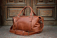 Стильная дорожная мужская кожаная сумка, Спортивная кожаная сумка для ручной клади