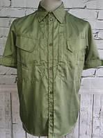 Реплика тактической рубашки DEFENDER олива