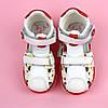 Босоножки детские девочке Ананас серия Ортопед Мои первые шаги Том.м размер 21,22,23, фото 2