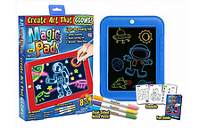 "Набор для творчества Magic Pad планшет для рисования ""Рисуем светом» (34143)"