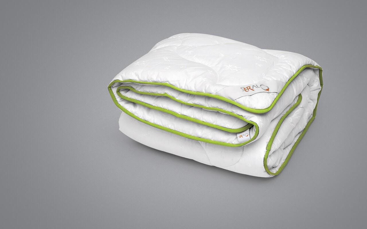 Одеяло бамбуковое детское в кроватку 95*145 (TM Seral) Bamboo Standart, Турция