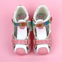 Босоножки детские девочке серия Ортопед Том.м размер 20,21,22, фото 3