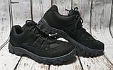 Кроссовки демисезон Tactic PRO black черные, фото 2