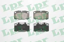 Колодки тормозные передние OPEL KADETT / OPEL ASCONA