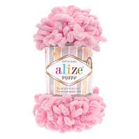 Пряжа Puffy 100гр - 9,2м (185 Розовый) Alize