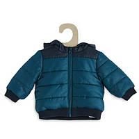 Детская куртка на холлофайбере для мальчика яркого цвета