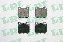 Колодки тормозные задние OPEL Omega B 94-
