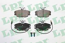 Колодки тормозные передние PEUGEOT 205 / RENAULT 19