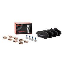 Тормозные колодки MB GL-CLASS 2012- / M-CLASS 2011- BM P50099