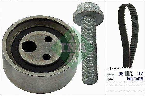 Комплект ГРМ Renault Kangoo 1.4/1.6i