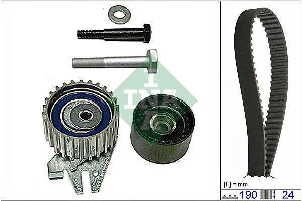 Комплект ГРМ Fiat Doblo 1.9D/JTD 01-