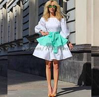 """Платье летнее из хлопка """"Зои - НО89"""""""