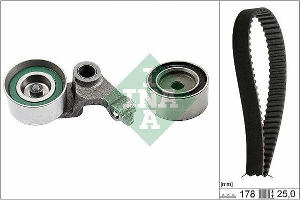 Комплект ремня ГРМ Toyota Corolla/Avensis 2.0D 99-08