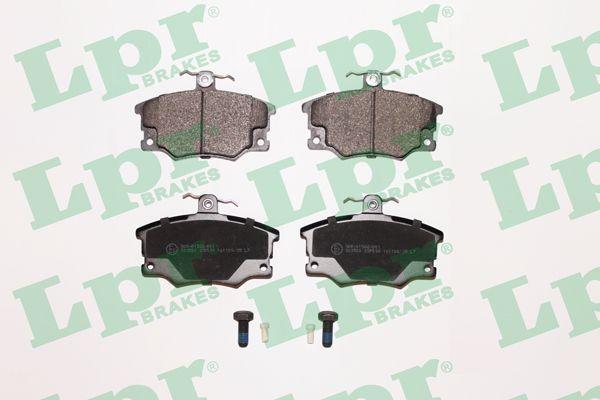 Тормозные колодки FIAT TEMPRA LPR 05P094