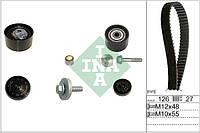 Комплект ремня ГРМ Renault Laguna II/Megane III 1.8/2.0 01- F4P/F4R