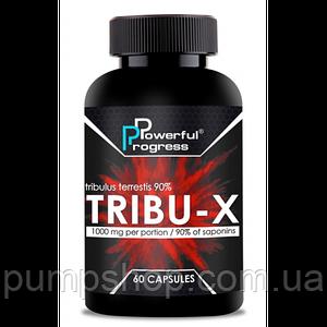 Трибулус Powerful Progress Tribu-X (90% сапонінів) 60 капс.