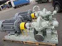 Электронасосный нефтяной агрегат 5Н5х2
