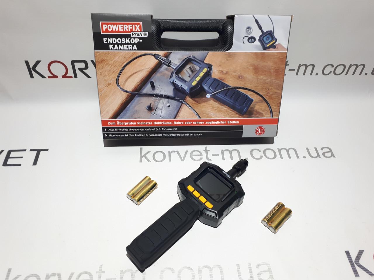 Эндоскопическая камера PowerFix Profi