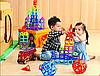 Детский магнитный конструктор magical block 72 детали в боксе - Фото