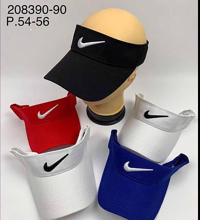 Кепка для мальчика Nike,р.54-56,коттон, фото 2