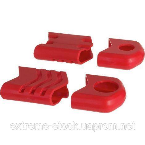 Защита шатунов (бампер) Rotor RRaptor, красный, пара