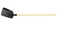 Лопата совковая с деревянным черенком (АРМА)