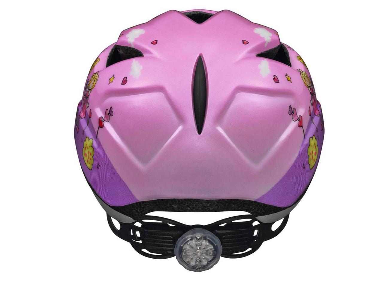 Велосипедний дитячий шолом ABUS ANUKY M 52-57 Princess 2