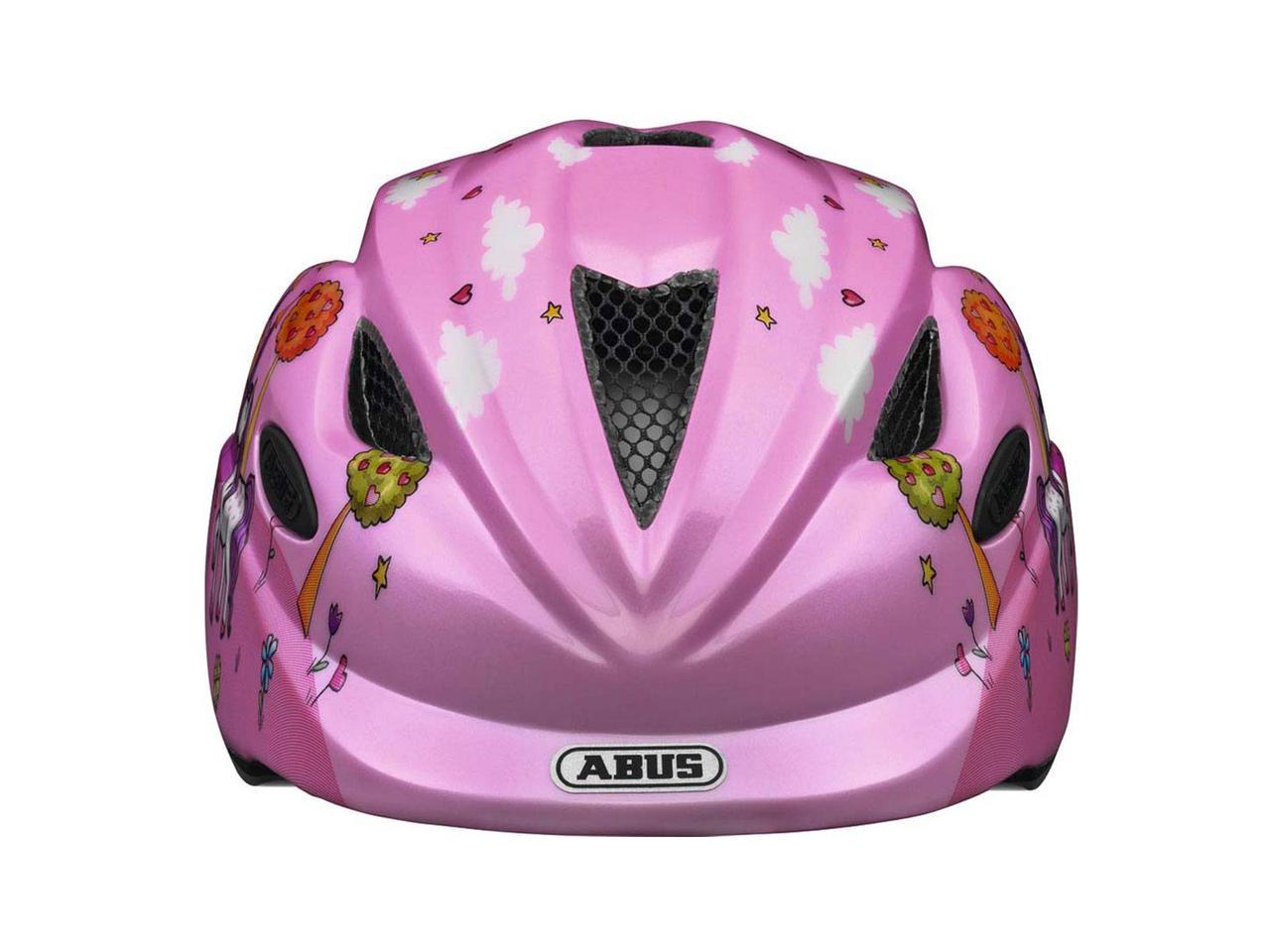Велосипедний дитячий шолом ABUS ANUKY M 52-57 Princess 3