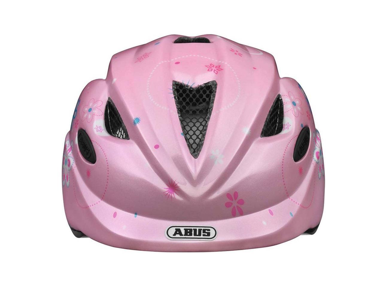 Велосипедний дитячий шолом ABUS ANUKY M 52-57 Rose Owl 2
