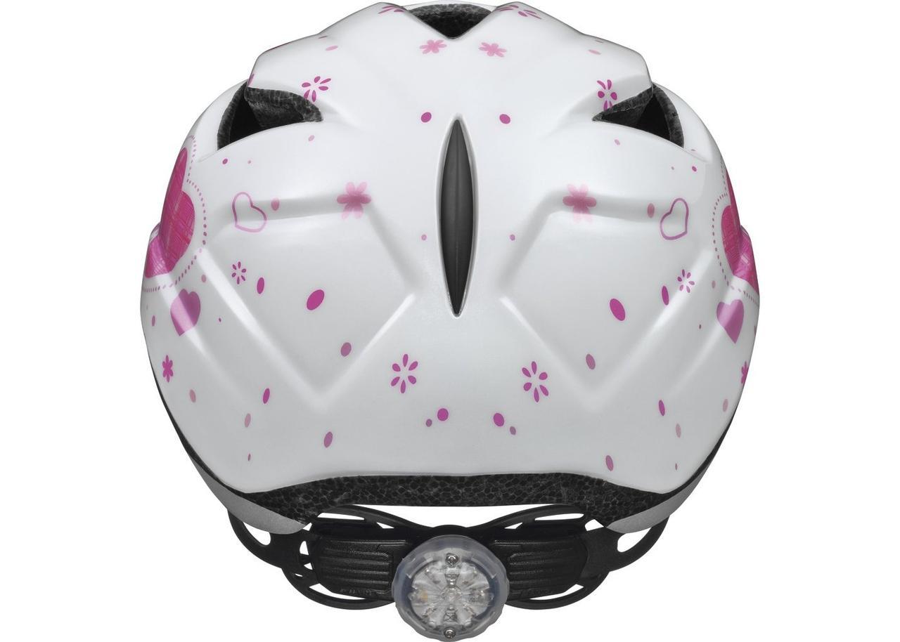 Велосипедний дитячий шолом ABUS ANUKY M 52-57 White Heart 3