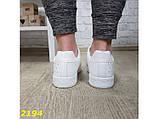 Кеды классические белые легкие 37, 38, 39 р. (2194), фото 5